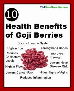 Health Benefits of Goji Berries | List of Superfoods ...