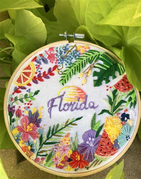 florida image embroidery reddit