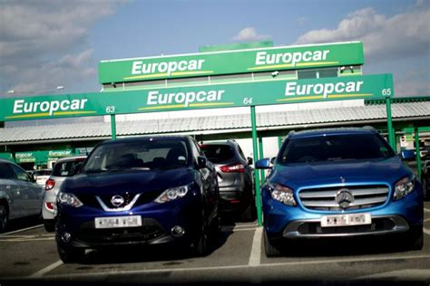 Car Hire Giant Europcar Has Been Accused Of Charging