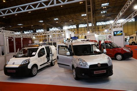 Fiat Commercial by Images Fiat Commercial Vehicles At The Cv Show 2013