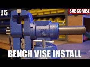 Bessey 4' Industrial Bench Vise Doovi