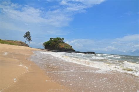 Ghana's Beautiful Beaches……