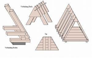 Holzhaus Selber Bauen Bauplan : bauanleitung f r gartenhaus bauplan ~ Markanthonyermac.com Haus und Dekorationen