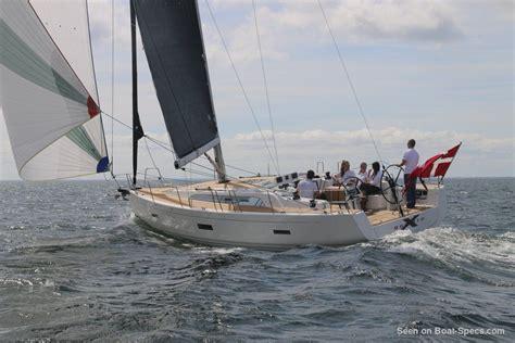 Zeilboot X4 by X4 3 Gte X Yachts Fiche Technique De Voilier Sur Boat