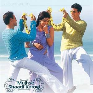 Mujhse Shaadi Karogi Movie | Download Albumart | Bollywood ...