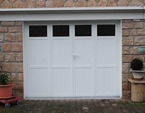 Porte De Garage 4 Vantaux : portes de garage batistyl habitat ~ Dallasstarsshop.com Idées de Décoration
