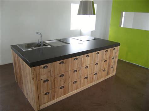fabriquer ses meubles de cuisine soi m麥e meuble de cuisine fait maison photos de conception de maison elrup com