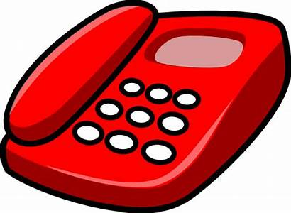 Telephone Clip Clipart Cliparts Clker