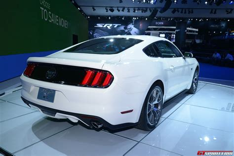 New York 2014 Ford Mustang 50 Year Limited Edition Gtspirit