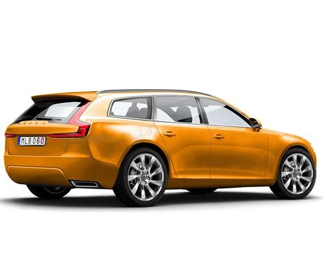 volvo       hp power station wagon