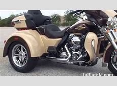 Harley Davidson Trike Three Wheeler Motorcycles for sale 3