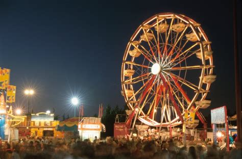 Biggest Agricultural Fairs In New England  New England Today