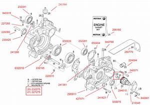 Rotax Fr125 Parts Diagram