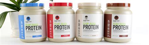 Amazon.com: Nature's Best Plant Based Vegan Protein Powder