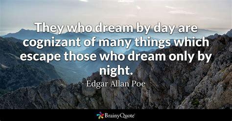 edgar allan poe   dream  day  cognizant