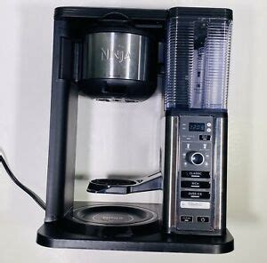 The ninja coffee maker is versatile in the choices it gives you. Ninja CM407 Specialty Coffee Maker, with 50 oz. Thermal ...
