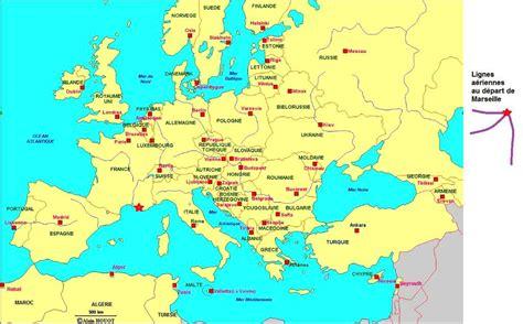 La Carte Du Monde Europe by Carte D Europe Villes 187 Carte Du Monde