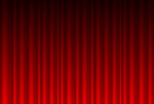 realistic red curtain background vector download With red curtain background vintage