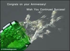 Work Anniversary Wishes