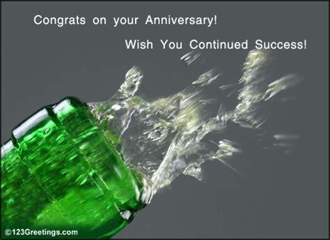 corporate anniversary    work  ecards