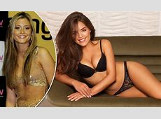 Olympia Valance puts sister Holly in shadows with lingerie