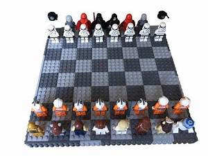 Jeu D échec Original : jeu d 39 chec lego sw lego pinterest lego jouets recycl s et jeux ~ Melissatoandfro.com Idées de Décoration