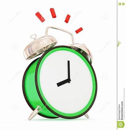 Clock Ringing Alarm