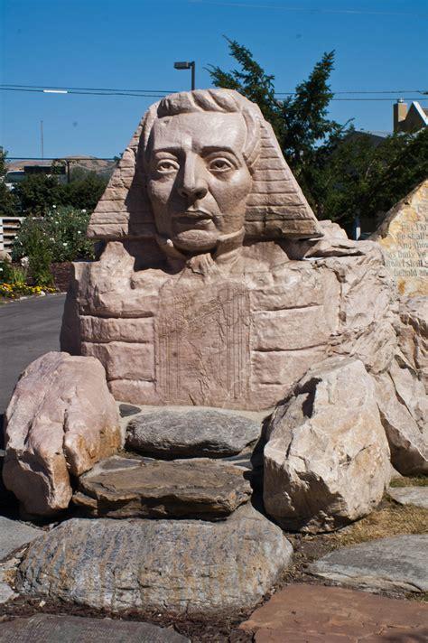 gilgal sculpture garden  utah