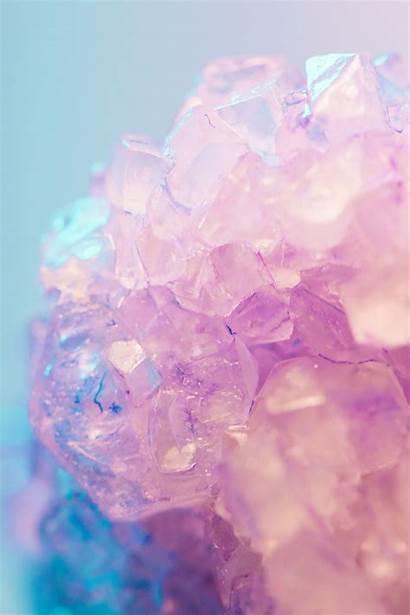 Pastel Wallpapers Purple Stone Unsplash Quarts Cyrstal