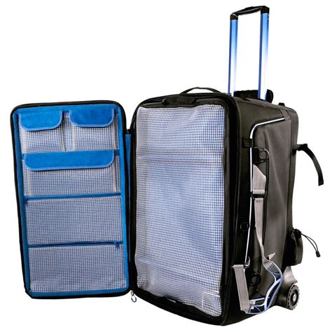 briefcase on wheels orca bags or 48 orcart location sound