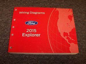 2015 Ford Explorer Crossover Electrical Wiring Diagram