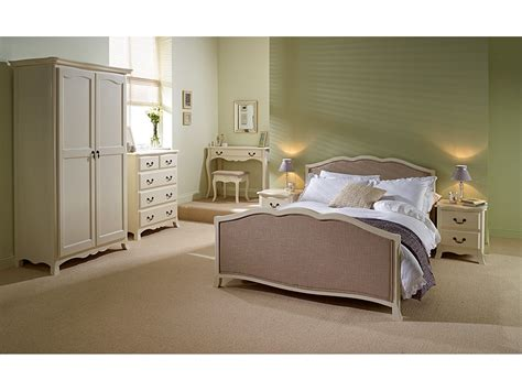 Brand New! Chantilly Antique White French Style Bedroom