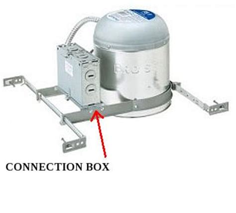 which junction box for recessed light doityourself