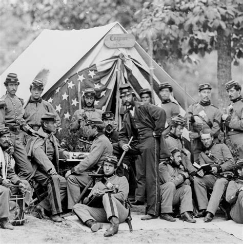 civil war photos and images