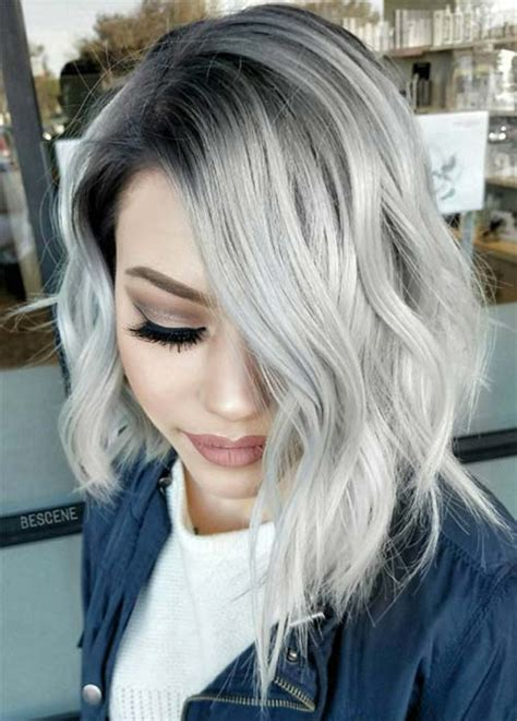 silver grey hair color 85 silver hair color ideas and tips for dyeing