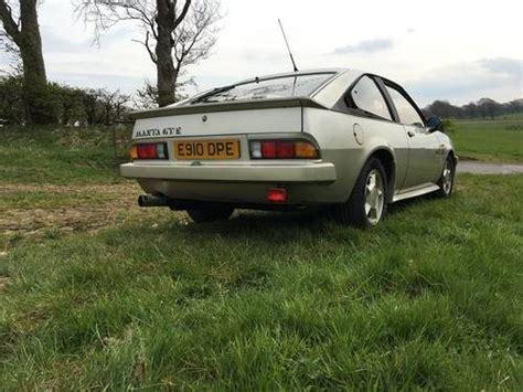 Opel Manta Gte (1987)