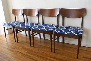 Kitchen & Dining: Cool Mid Century Dining Chairs For Home ...