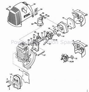Stihl Ht 75 Parts Diagram