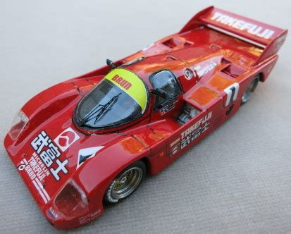 Get great deals on ebay! Porsche 962, Takefuji #1, Fuji 1987 Will only build 6 and ...