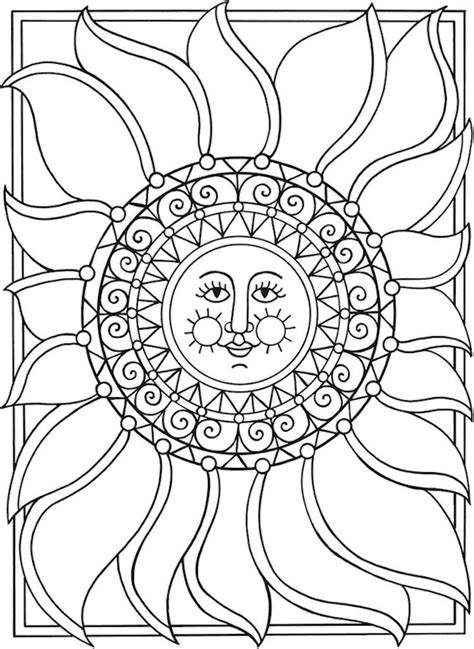 adult coloring pages images  pinterest coloring books adult coloring pages
