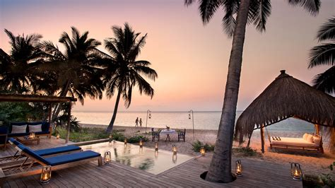 African Safari And Island Romance Mozambique Andbeyond