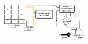 1988 Daytona Ev  U2013 075  U2013 Dc To Dc Converter Wiring  Diagram