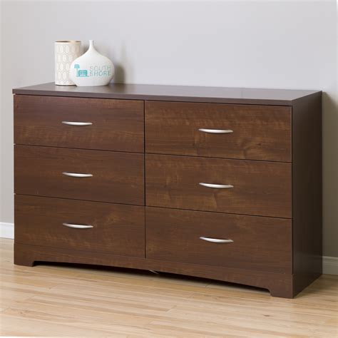south shore furniture step one dresser south shore step one 6 drawer dresser sumptuous