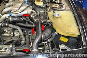 Porsche 944 Turbo Coolant Pump Replacement  1986