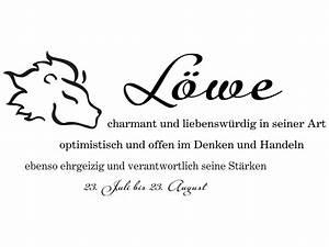 Löwe Und Widder : wandtattoo sternzeichen l we bei klebeheld entdecken ~ Buech-reservation.com Haus und Dekorationen