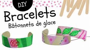 Faire Un Thé Glacé : fabriquer un bracelet avec des b tonnets de glace en bois ~ Dode.kayakingforconservation.com Idées de Décoration