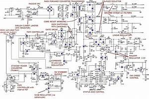 Atx Psu Schematic Diagram