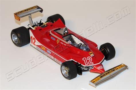 Sketches 2018 ferrari porto corsa by fernandez motorsport. Exoto 1979 Ferrari Ferrari 312 T4 - Gilles Villeneuve #12 - Red / White