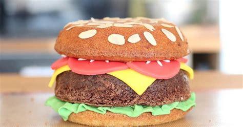 jeux de cuisine hamburger vidéo cuisine comment faire un gâteau burger la vidéo
