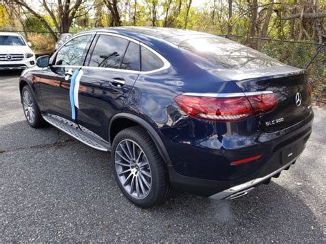 Pricing starts at around $43,500 for the glc 300. New 2021 Mercedes-Benz GLC 300 4MATIC Coupe SUV | Lunar ...